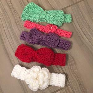 Other - Handmade knitted headbands
